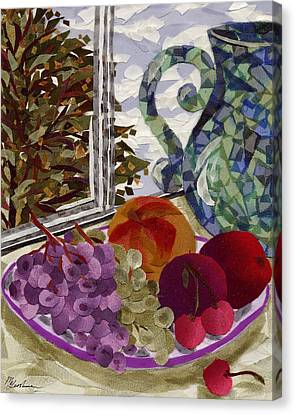 Still Life Canvas Print by Marina Gershman