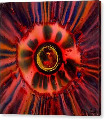 Stoked Embryo Canvas Print