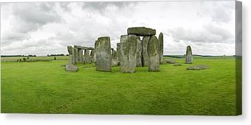 Stonehenge Stones Canvas Print