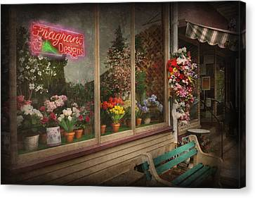 Store - Belvidere Nj - Fragrant Designs Canvas Print
