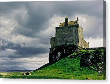 Stronghold Canvas Print by Steve Watson