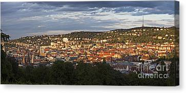 Stuttgart, Germany, Europe Canvas Print by Jon Boyes