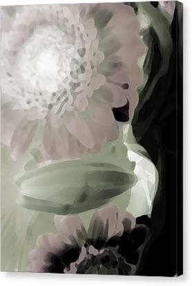Subterranean Memories 9 - Dreams Canvas Print by Lenore Senior