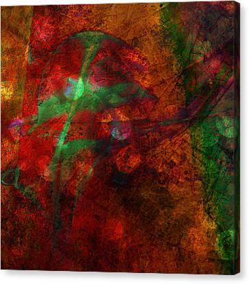 Summer Evening Shadows Canvas Print by Susan  Solak