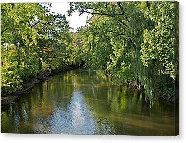 Canvas Print featuring the photograph Summer Light by Joseph Yarbrough