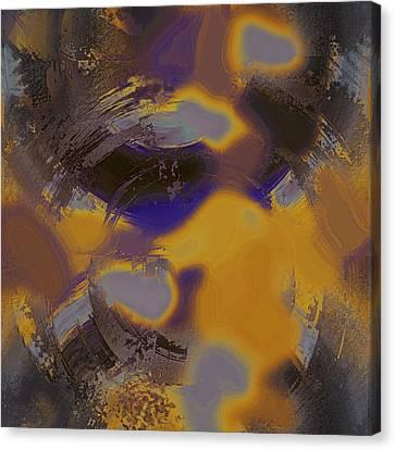 Sun Burnt Canvas Print by Yanni Theodorou