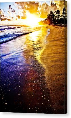 Sun Sand And Symphony Canvas Print