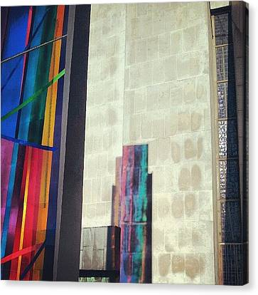 Ignation Canvas Print - #sunlight #sun #sunreflection by Abdelrahman Alawwad