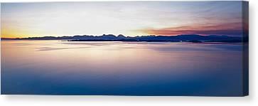 Sunrise Above Torridon Canvas Print by Maciej Markiewicz