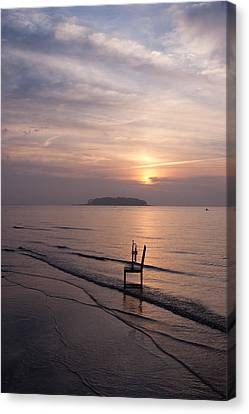 Ron Smith Canvas Print - Sunrise by Ron Smith