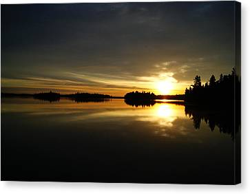 Sunrise  Canvas Print by Steven Clipperton