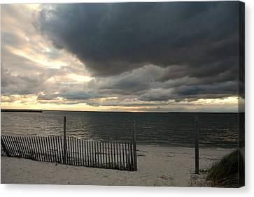 Sunset Bay 52 Canvas Print by Joyce StJames