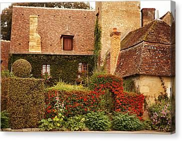 'sur Allier-france Canvas Print