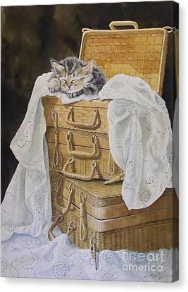 Sweet Dreams Sold  Canvas Print