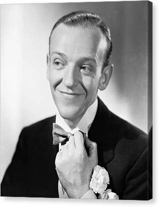 Swing Time, Fred Astaire, 1936 Canvas Print by Everett