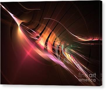 Swordfish Canvas Print by Kim Sy Ok