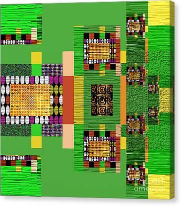 Symmetrica 147 Canvas Print by Nedunseralathan R