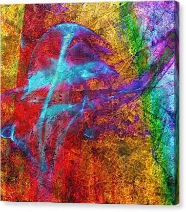 Symphony Canvas Print by Susan  Solak