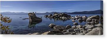 Tahoe Clarity Canvas Print by Brad Scott