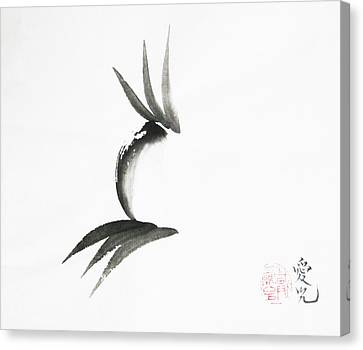 Take A Good Look At This World Canvas Print by Oiyee At Oystudio