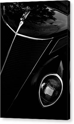 Taken For A Ride Canvas Print by Steven Milner