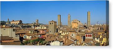 Taly, Emilia-romagna, Bologna, Cityscape Canvas Print by Bruno Morandi