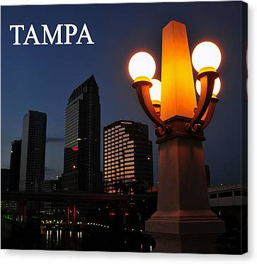 Tampa Style Canvas Print