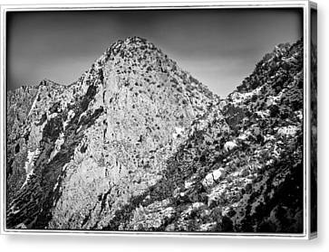 Taos Mountain 3 Canvas Print