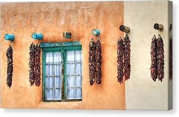 Taos Canvas Print by Stellina Giannitsi