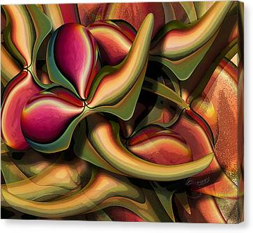 Tarts Canvas Print by Steve Sperry