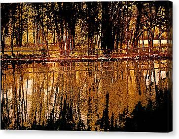 Taste Of Autumn Canvas Print by Bonnie Bruno
