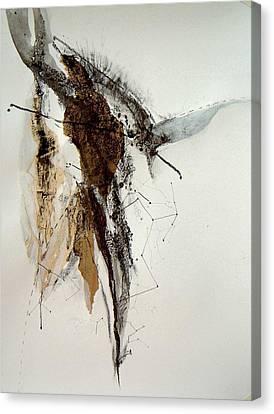 Taurus Canvas Print by Brenda Ullrich