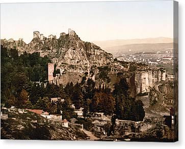 Tbilisi  Georgia - Botanical Gardens Canvas Print by International  Images