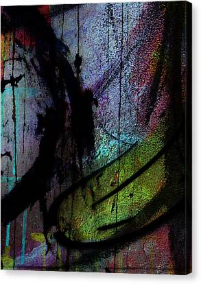 Tears Of My Peal  Canvas Print by Jerry Cordeiro
