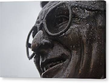 Tears Of Paterno Canvas Print by Michael Misciagno