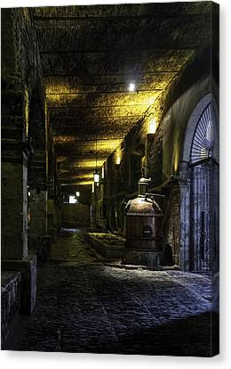 Tequilera No. 2 Canvas Print