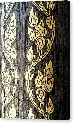 Thailand Pattern  Canvas Print by Panupong Roopyai