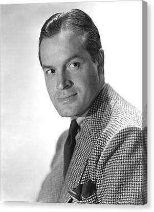 Thanks For The Memory, Bob Hope, 1938 Canvas Print by Everett