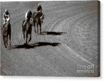 The After Burn  Canvas Print by Steven Digman