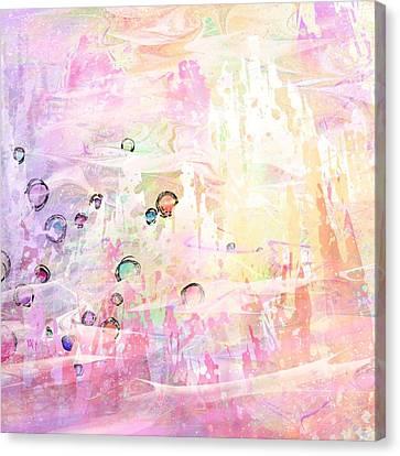 The Big Rock Candy Mountains Canvas Print by Rachel Christine Nowicki
