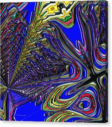 The Brain Drain Canvas Print