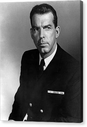 The Caine Mutiny, Fred Macmurray, 1954 Canvas Print