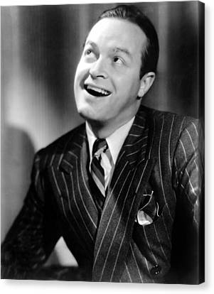 The Cat And The Canary, Bob Hope, 1939 Canvas Print