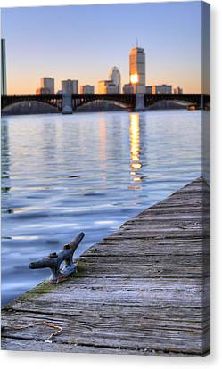 The Charles  Canvas Print by JC Findley