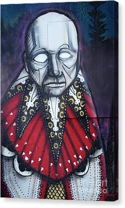 The Chief Canvas Print by Bob Christopher