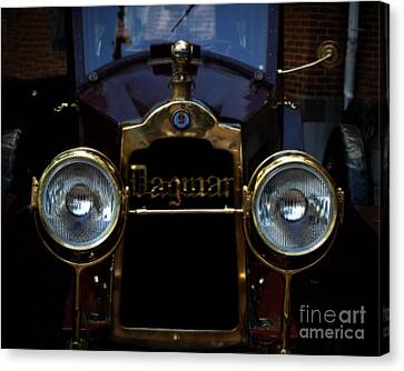 The Dagmar  Canvas Print by Steven Digman