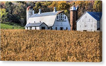 The Dairy  Canvas Print by JC Findley
