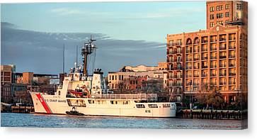 The Diligence  Canvas Print by JC Findley