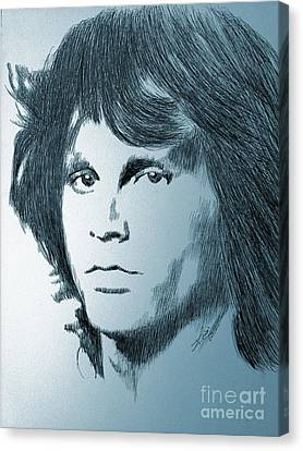 The Doors Of Perception Canvas Print by Robbi  Musser