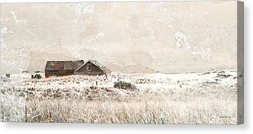 The Effects Of Time Canvas Print by Michelle Wiarda
